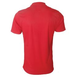 Polo Juge Arbitre Badminton Rouge
