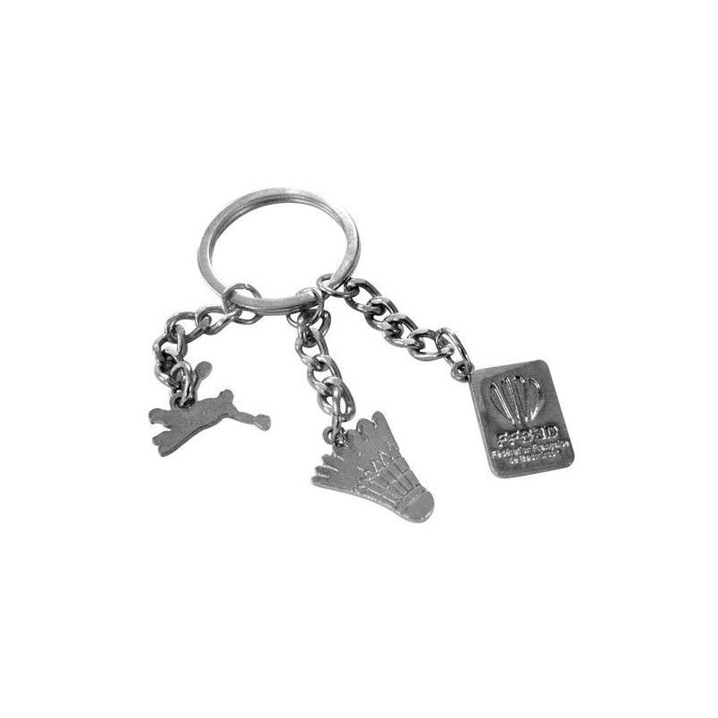 Porte-clefs breloques - Badminton